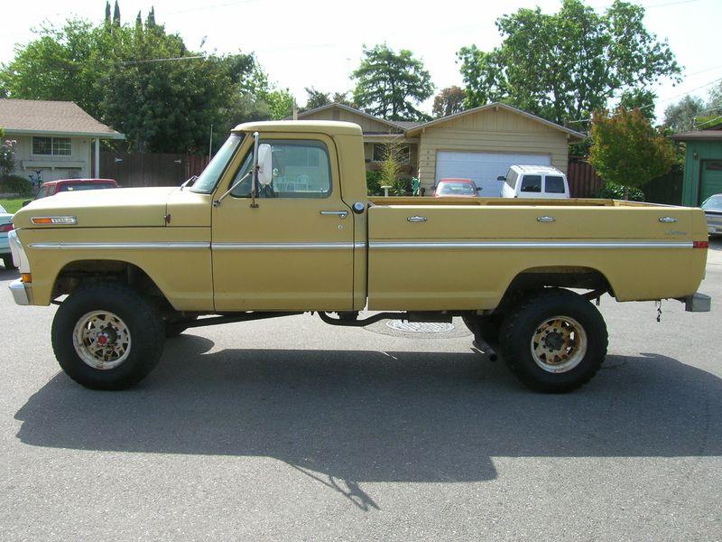 2on 1974 Ford F100 Custom Truck
